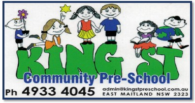 King Street Community Pre-School East Maitland Inc - Sunshine Coast Child Care