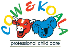 Cow  KoalaProfessional Child Care - Sunshine Coast Child Care