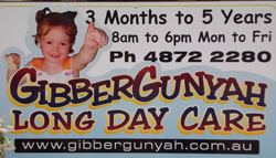 Gibbergunyah Long Day Care Centre - Sunshine Coast Child Care